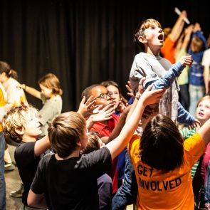 Young Theatre Makers 11-13: Summer Sessions