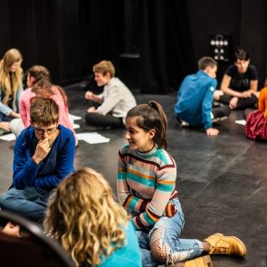 Young Theatre Makers 14-19: Spring Online