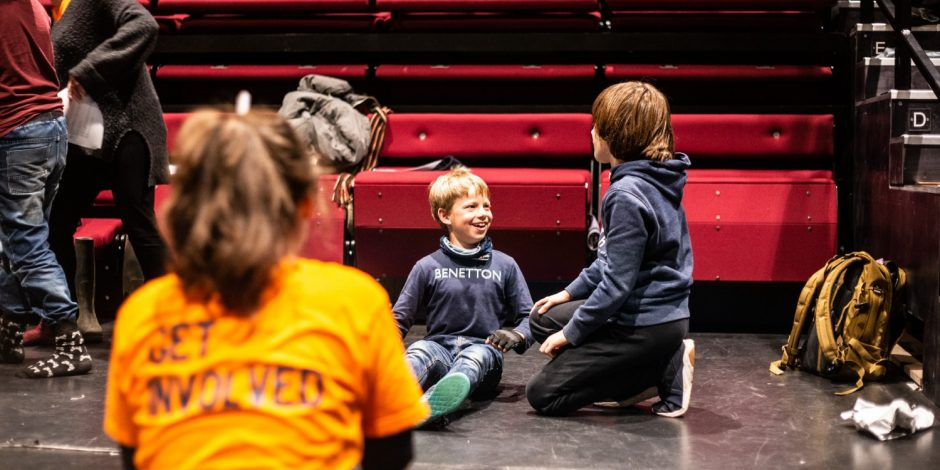 Young Theatre Makers 7-10: Summer Sessions (afternoons)