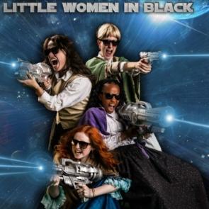 Little Women In Black