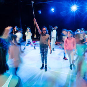 Young Theatre Makers 11-13: Autumn 2021