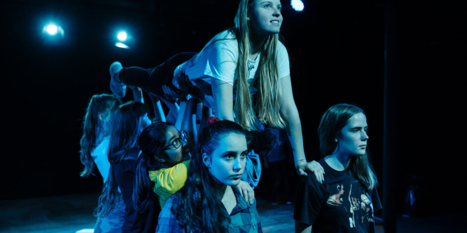 Young Theatre Makers 14-19: Autumn 2021