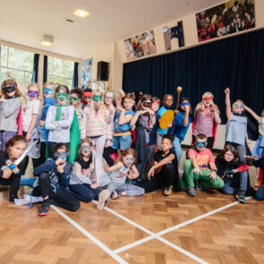 Young Theatre Makers 7-10 (afternoons): Autumn 2021