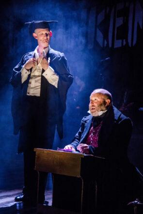 Living Spit's Frankenstein: The Musical 2